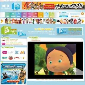 Web TV : une nouvelle vitrine pour les licences