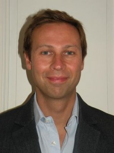 Eric-Alexis Fortier, directeur de MyThings France