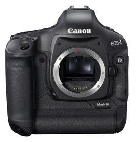 Canon EOS 1 D Mark IV