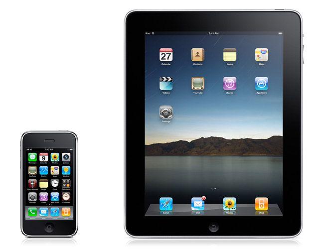 Avalanche d applications iPod et iPad sur l App Store de Apple