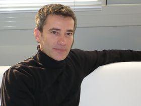 James Lapujade, fondateur d'Axiome-France