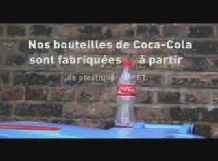 Coca-Cola : publicité web