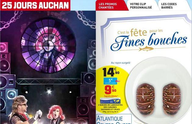 Pour son opération « Les 25 jours Auchan » qui s'est déroulée pendant le mois de novembre, l'enseigne a choisi de réaliser une opération trafic à grande échelle, relayée en cross média.