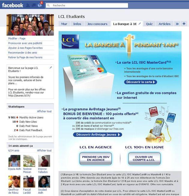 """Dans le cadre de la rentrée étudiante, LCL lance avec  6:AM un dispositif digital complet et innovant auprès des étudiants au cœur duquel l'agence a créé le jeu Facebook """"Open Crémaillère""""."""