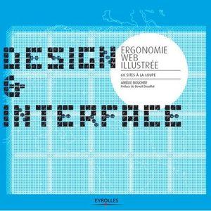 """Critique bibliographique du livre """"Design et interface"""", de Amélie Boucher, publié chez Eyrolles"""