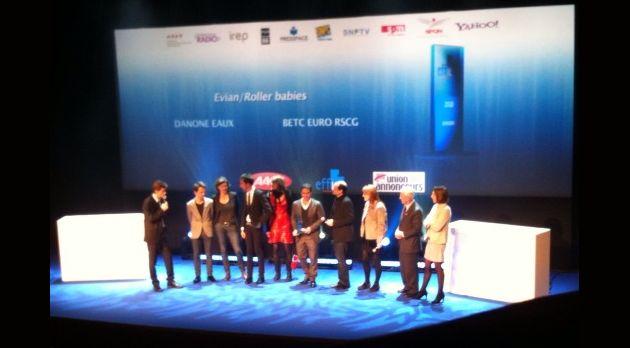 Remise des Prix Effie de l'efficacité publicitaire et de la communication : 12 campagnes de publicité  et de communication récompensées par l'AACC et l'UDA en décembre 2010. Le palmarès, les vainqueurs, les agences récompensées.
