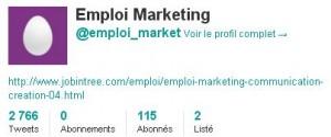 Inclure une photo sur le profil cautionne l offre d'emploi