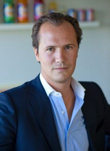Stanislas de Parcevaux, Directeur Marketing Orangina Schweppes France