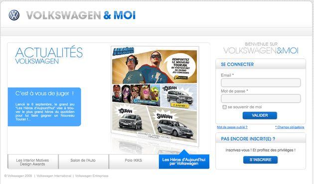 Comment lancer les derniers modèles Touran et Sharan avec humour et originalité ? Volkswagen et l'agence Ebb & Flow rendent hommage aux véritables héros du quotidien, les parents !