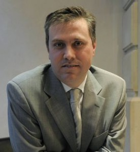 Eric Daubié, responsable marketing Europe de l Ouest de Sterling Commerce, an IBM company