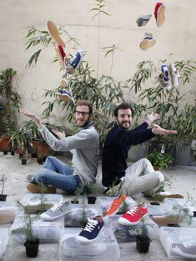 Nicolas Rohr et Frédéric Mugnier