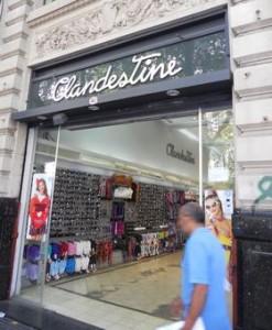 Clandestine, la version argentine de Claire s