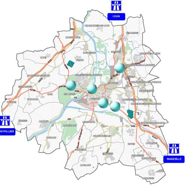 Le portrait commercial de la ville d'Avignon s'insère dans une série d'articles à venir sur les agglomérations françaises, réalisés par Territoires & Marketing.