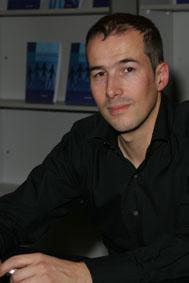 Benjamin Chaminade, fondateur de www.generationy20.com