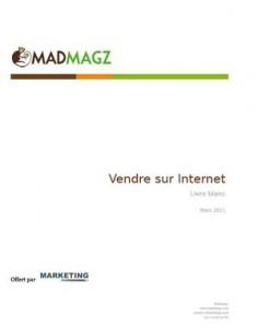 Vendre sur Internet : un livre blanc soutenu par Marketing Professionnel