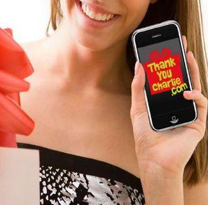 Le cadeau par SMS, partie du m-commerce !