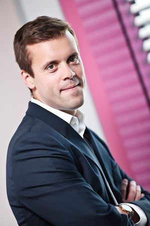 Nicolas d Hueppe, Président du Directoire Cellfish Europe