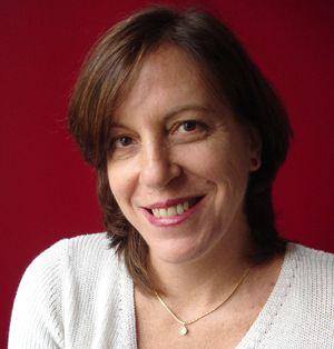 Simone Mazer, Vice-Présidente des opérations France et Amérique Latine de iStockphoto