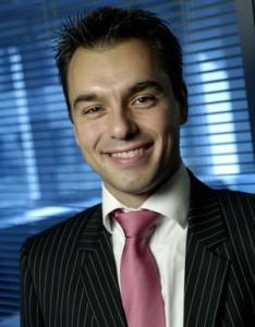 Stéphane Baranzelli, Directeur Général d'Experian QAS