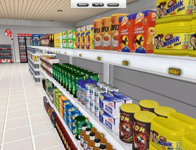 Tester un point de vente en 3d marketing professionnel e for Logiciel merchandising gratuit