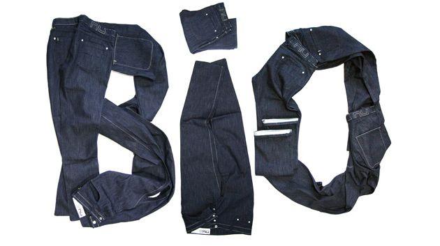 """Du """"blue jean"""" au """"vert jean"""" : les jeans enfilent la tenue de l'éco-responsabilité !"""