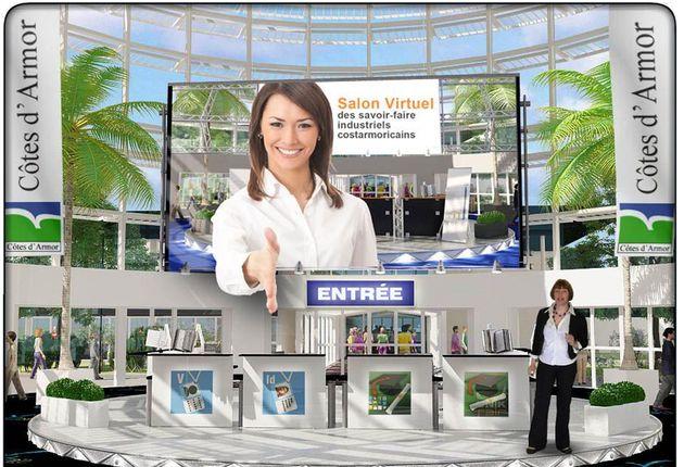 Visiofair est une plateforme logicielle, sous forme de système de gestion de contenu (S.G.C.) ou C.M.S. Elle permet d'organiser des salons en ligne à l'identique de ce qui se fait dans le réel. Précisions avec son Président.