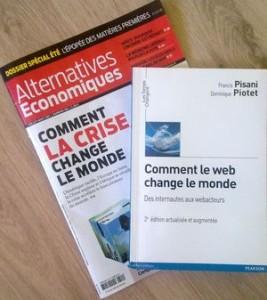 Critique bibliographique de Comment le web change le monde, F. Pisani et D. Piotet, publié chez Pearson