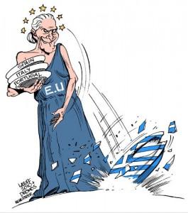 Crise économique européenne