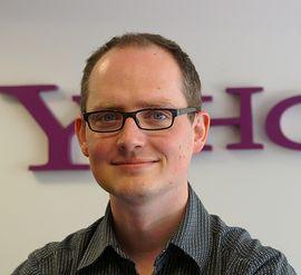 Jean-Christophe Gombeaud, directeur Planning et Stratégie de Yahoo