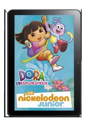 Dora est à croquer sur les tablettes