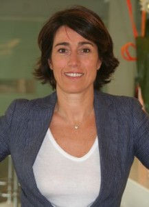 Sophie Poncin, directrice Orange Advertising Network