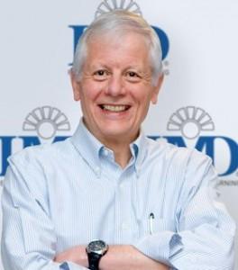 Adrian Ryans, professeur de marketing et de stratégie à l'IMD