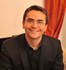 Yohan Stern, dirigeant et fondateur de La Fabrique à Jeux et à Buzz