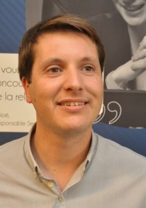 Nicolas Millet, expert CRM, Coheris
