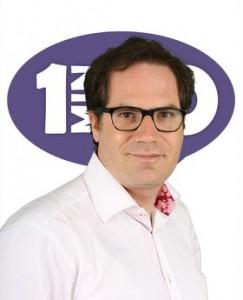 Gabriel Dabi-Schwebel, fondateur de l agence 1min30