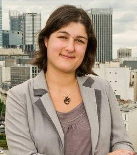 Rebecca Krief, consultante chez Kurt Salmon