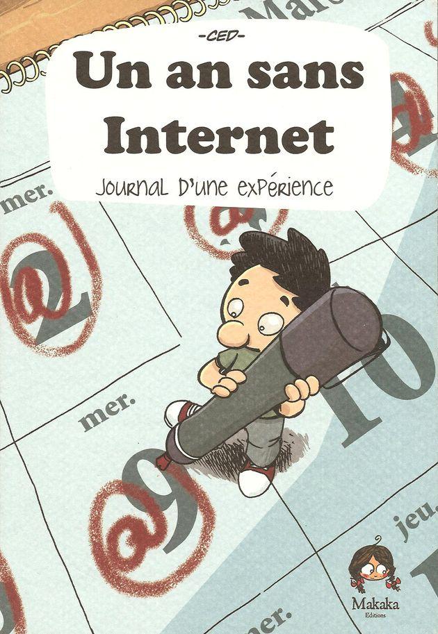 Critique bibliographique de Un an sans Internet, par Ced, éditions Makaka (BD)