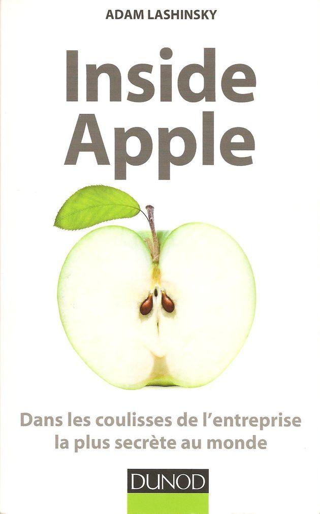 Critique bibliographique de Inside Apple, de Adam Lashinsky, publié chez Dunod