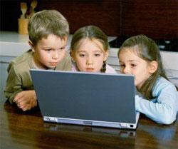 Les enfants accélèrent la numérisation du foyer.
