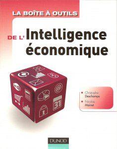 Critique bibliographique de Intelligence économique, de C. Deschamps et N. Moinet, publié chez Dunod