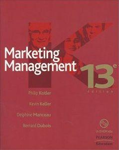 Définition du marketing selon Kotler et Dubois