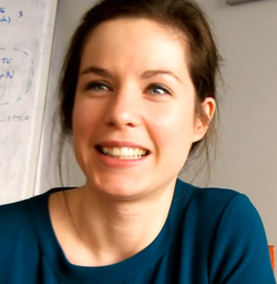 Charlotte Lesage, Responsable Communication France Synthesio