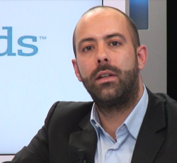 Loïc Especel, Directeur de Webtrends France