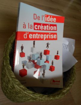 De l id e la cr ation d entreprise jacques delavault for Idee creation entreprise service