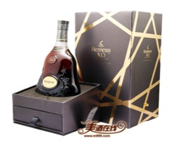 Cognac en Chine : un packaging soigné