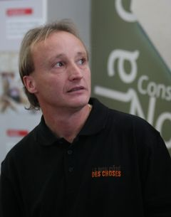 Thierry Ferrandiz, PDG, dirigeant fondateur du Bon Côté des Choses