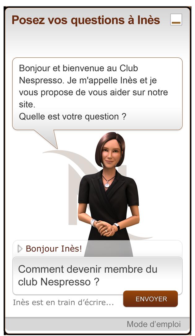 agent-virtuel-ines-nespresso