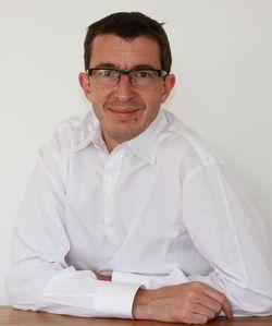 Christophe Cousin, fondateur et dirigeant de Camp de Bases.