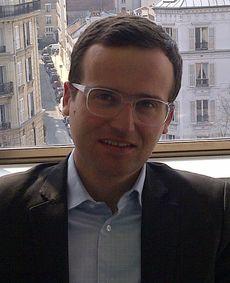 Gael Schmid, directeur du marketing NICE Systems.
