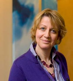 Jane Finch, Director of Marketing Database Solutions, EMEA, chez Epsilon International